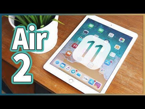 iOS 11 su iPad Air 2: come va?
