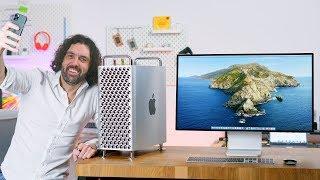 ???? Mac Pro & Pro Display XDR. Maximální výkon od 350 tisíc Kč [4K]