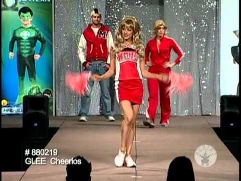 Glee Costumes Glee Cheerios Cheer Costume Adult