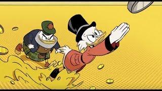 УТИНЫЕ ИСТОРИИ - ЗАСТАВКА СЕРИАЛА | DuckTales Disney 2017