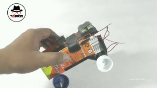 Cara Membuat Mobil dari Kotak Bekas