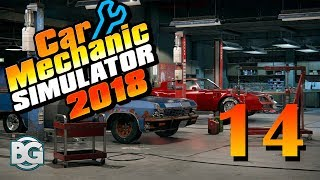 [CZ] Car Mechanic Simulator 2018 - #14 Willys, lootboxy a průzkum stodol