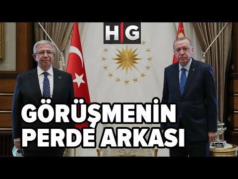 Cumhurbaşkanı Erdoğan İle Mansur Yavaş Görüşmesinin Perde Arkası!