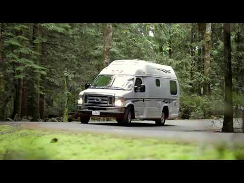 CanaDream RV Rentals Deluxe Van Camper DVC Promo Video