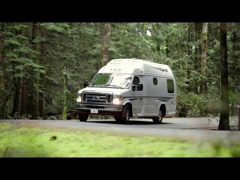 CanaDream RV Rentals Deluxe Van Camper DVC Promo Video