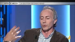 Otto e mezzo - La giustizia secondo Renzi (Puntata 26/06/2014)