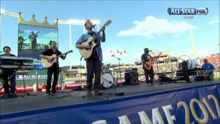 "Phillip Phillips ""HOME"" at All Star Game, 7/10/12"