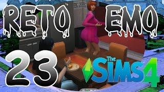 Los Sims 4 | Tienes el Culo Gordo | Reto Emo Cap. 23