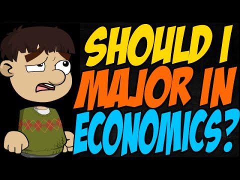 Should I Major in Economics?