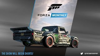 Forza Monthly | November 2018