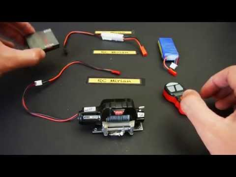 rewiring and troubleshooting a warn m8000 winch part 1. Black Bedroom Furniture Sets. Home Design Ideas