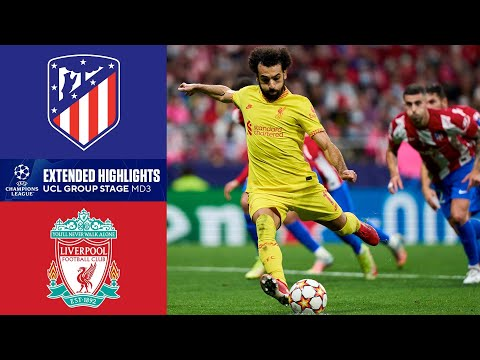 Atlético de Madrid vs. Liverpool: Extended Highlights   Group Stage-Match Day 3   CBS Sports Golazo