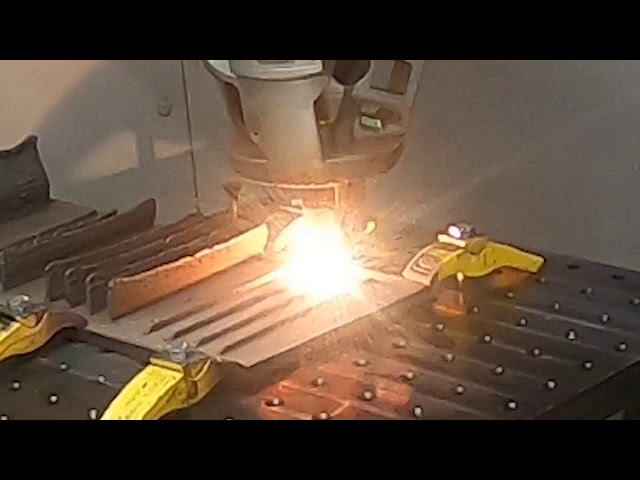 3D Printing with New Coaxial Laser Head