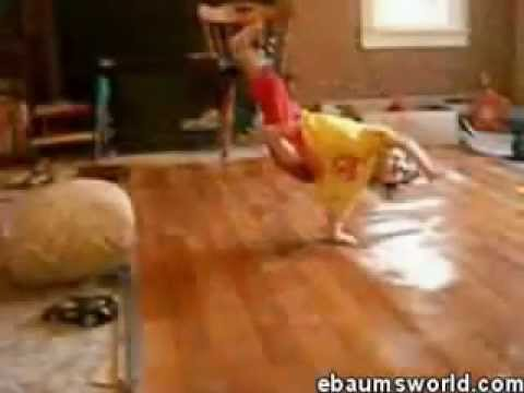 Baby Funny - Baby break dance