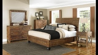 River Ridge Bedroom (b2375) By Magnussen Furniture