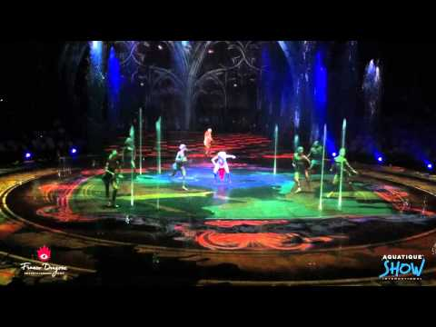 Macau House of Dancing Water - Aquatique Show International