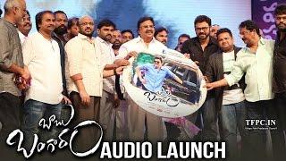 Babu Bangaram Movie Audio Launch Full Event | Venkatesh | Nayantara | TFPC