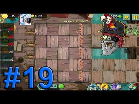 Plants Vs Zombies 2, Mares Piratas Día 19