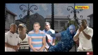 Fusillade mortelle de Petit Verger : Enregistrement des caméras de surveillance