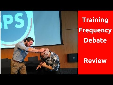Review of the Training Frequency Debate between Menno Henselmans & Mike Israetel