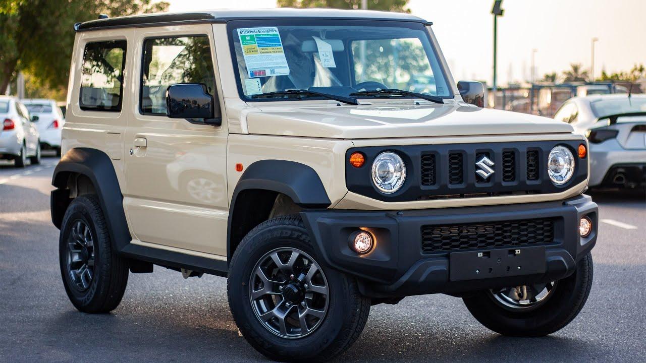 video Suzuki Jimny GA MT Specs 2021 Price, Specifications & Features in Pakistan