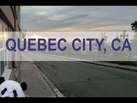 My First 2 Days In Quebec City! | Travel Vlog
