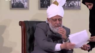 Gulshan-e-Waqf-e-Nau Nasirat/Lajna 30th March 2013 in Spain (Urdu) - Islam Ahmadiyya