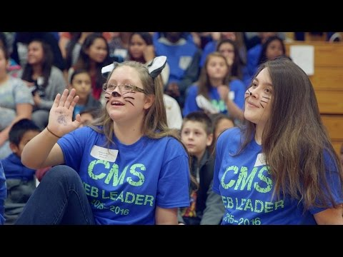 WEB Day at Cedarcrest Middle School