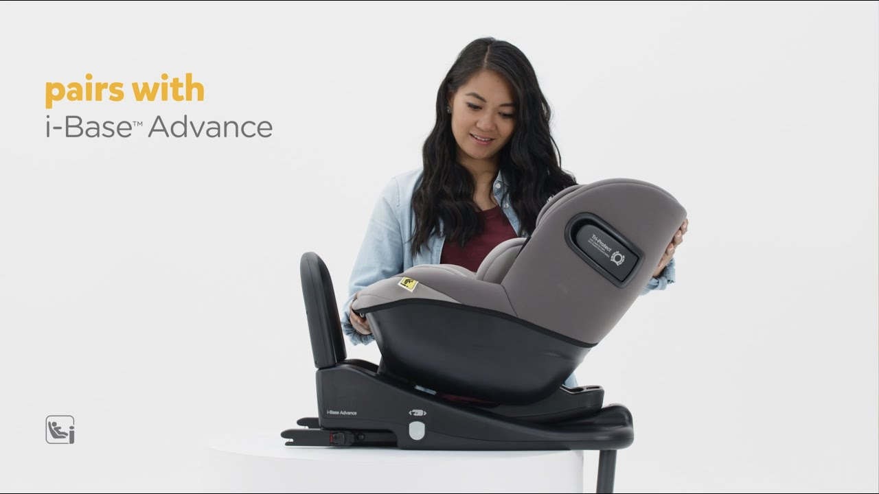 Joie i-Venture™ | i-Size Car Seat for Newborns to Toddlers