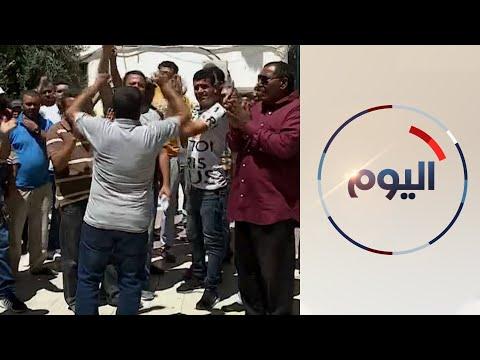 احتجاجات عمالية في تونس تنديداً بقرار منع التوظيف في المؤسسات الحكومية  - 11:00-2020 / 7 / 8