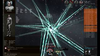 Eve Online - Tengu versus 28 Man Interceptor Gang