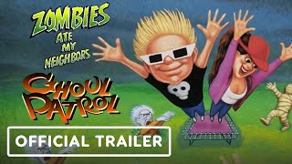 Zombies Ate My Neighbors and Ghoul Patrol - Official Announcement Trailer