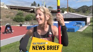 BC 55+ Games Pole Vaulting