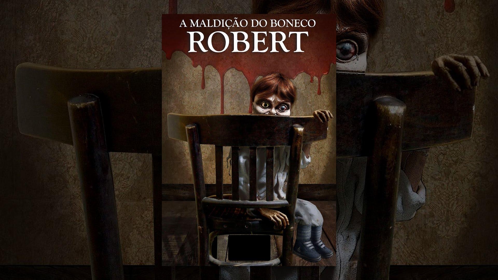 A Maldição do Boneco Robert (Dublado)