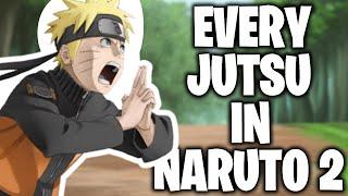 Naruto ကိုမှာရှိတဲ့ Jutsu: အပိုင်း 2