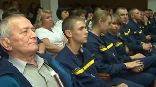 Харьковские спасатели отметили профессиональный праздник