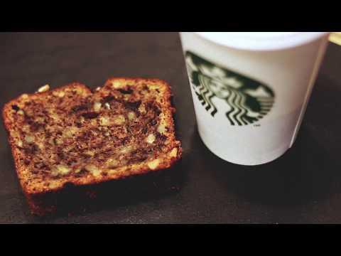 Осенние десерты Starbucks