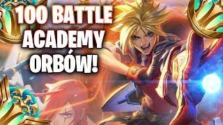 Opening 100 Battle Academy Orbów!