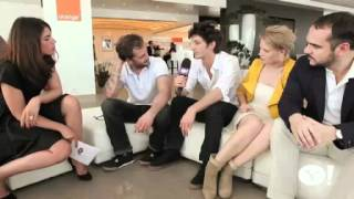 Interview Cannes - Comme des frères
