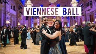 Attending a Viennese Ball