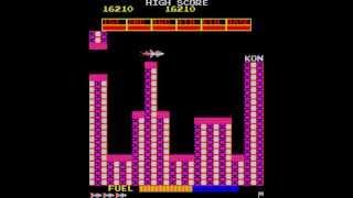 Arcade Longplay [236] Scramble