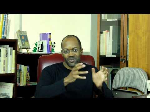 Clifford Johnson interview part 1.mov