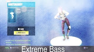 Fortnite Hootenanny Bass Boosted