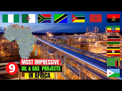 9 Most Impressive Ongoing And Proposed Oil And Gas Pipeline Projects In Africa