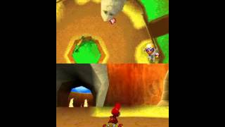 Let's Play Diddy kong Racing DS Part 1  No Commentary