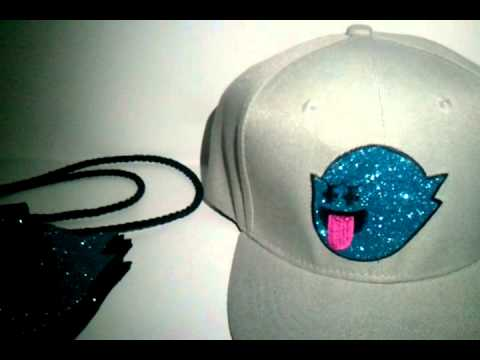 Pink dolphin kandy swagg boo chain and snapback - YouTube aea54be96829