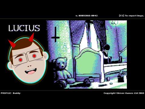 Lucius Demake - Adventure Game PC - Part 1 |