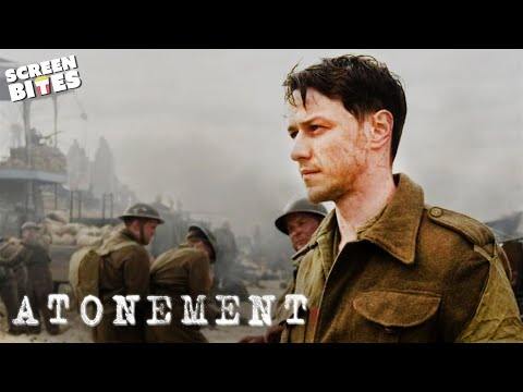 Atonement is listed (or ranked) 40 on the list The Best Movies Based on Books
