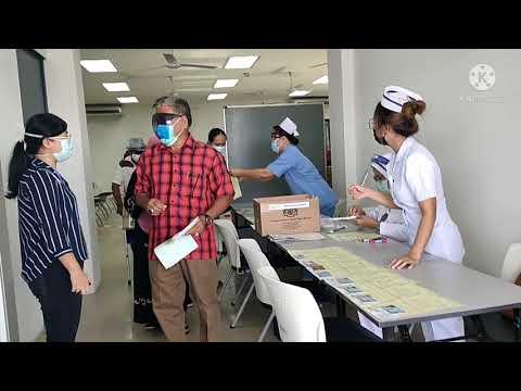 Download Vaksin Pandu Lalu Pertama Di PPV Mahligai Gading Lundu