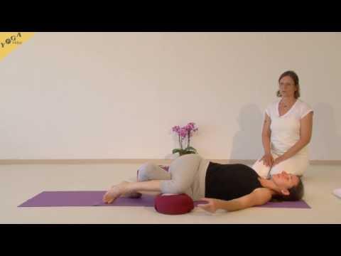 Yin Yoga Asanas mit Shanti Wade - Twisted root